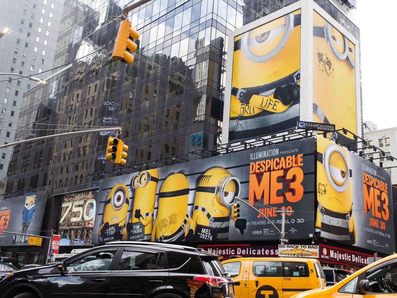 Times Square Takeover Thumbnail