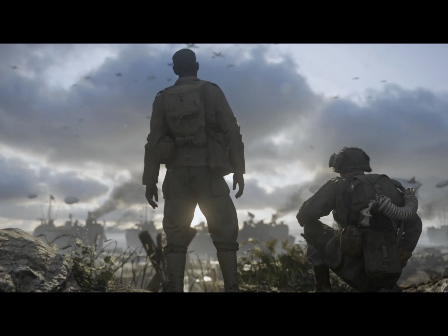Featurette - Call of Duty: WWII Thumbnail
