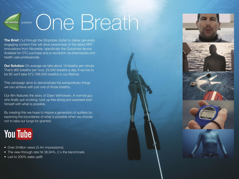 One Breath Thumbnail