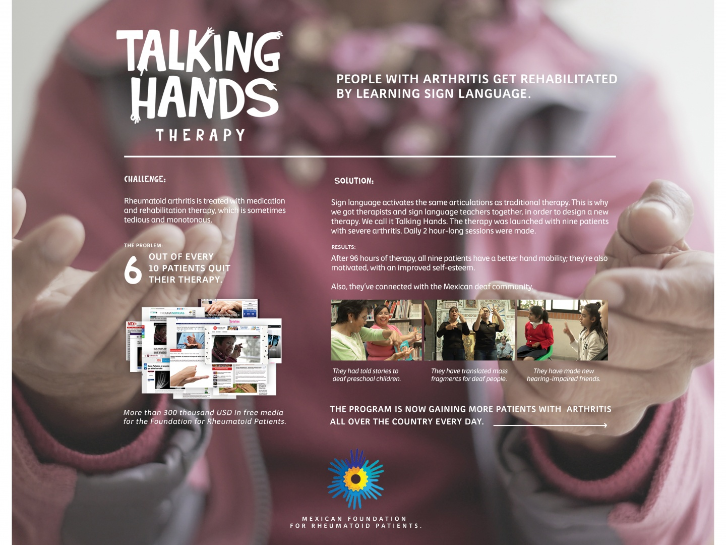 Talking Hands Thumbnail