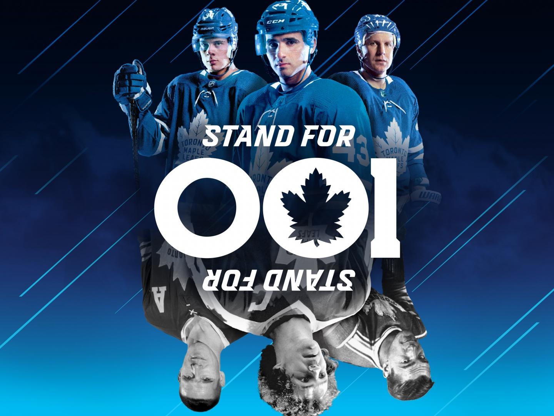 Toronto Maple Leafs 'Next Century Game' Thumbnail