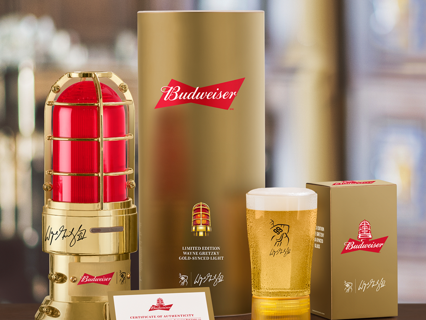 Budweiser-Let it Shine Thumbnail