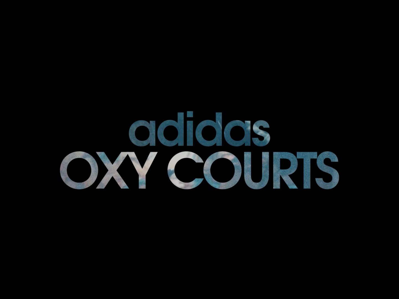 Adidas OxyCourts Thumbnail