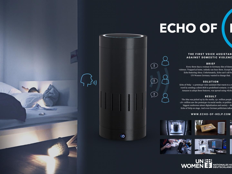 Echo of help Thumbnail