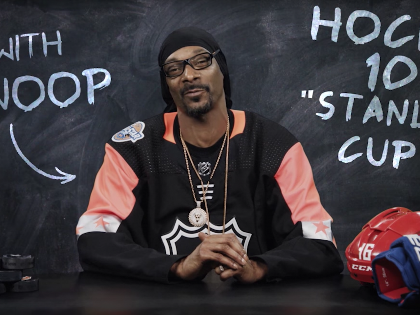 Hockey 101 with Snoop Dogg Thumbnail