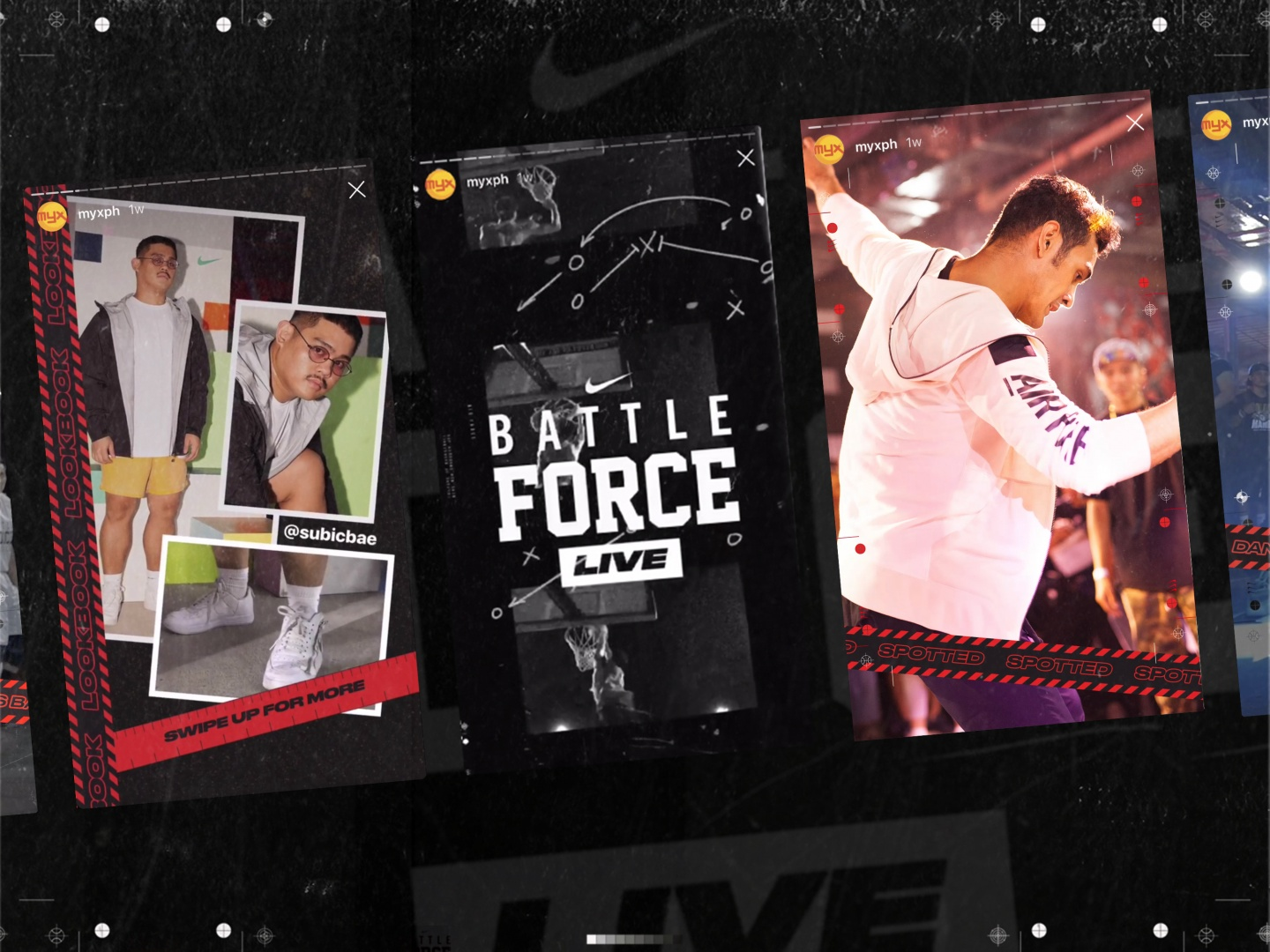Nike Battle Force Live Thumbnail