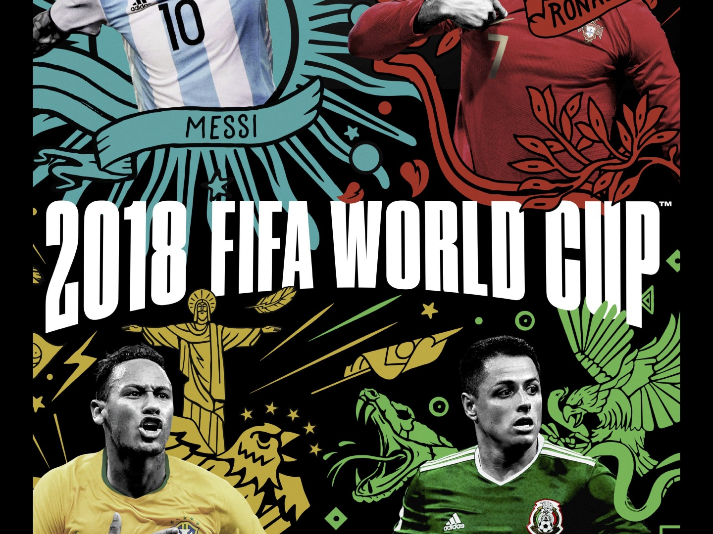 World Cup Player Posters Thumbnail