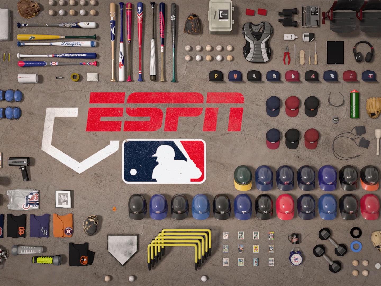 ESPN MLB Design Rebrand Thumbnail