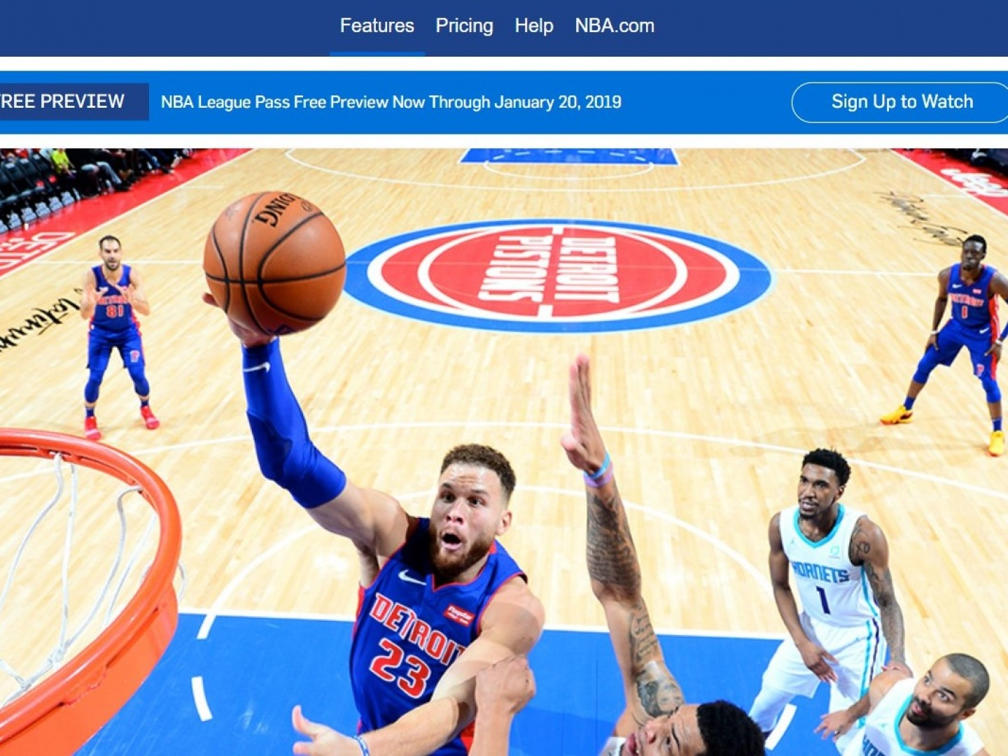 NBA League Pass  Thumbnail