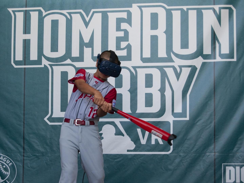 MLB Home Run Derby VR Thumbnail