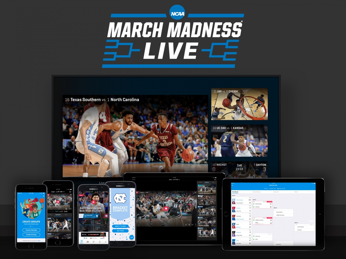 March Madness Live Thumbnail