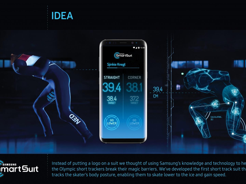 Samsung SmartSuit Thumbnail