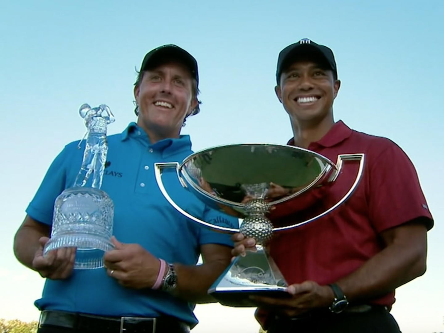 Image for The Match: Tiger vs. Phil Tease