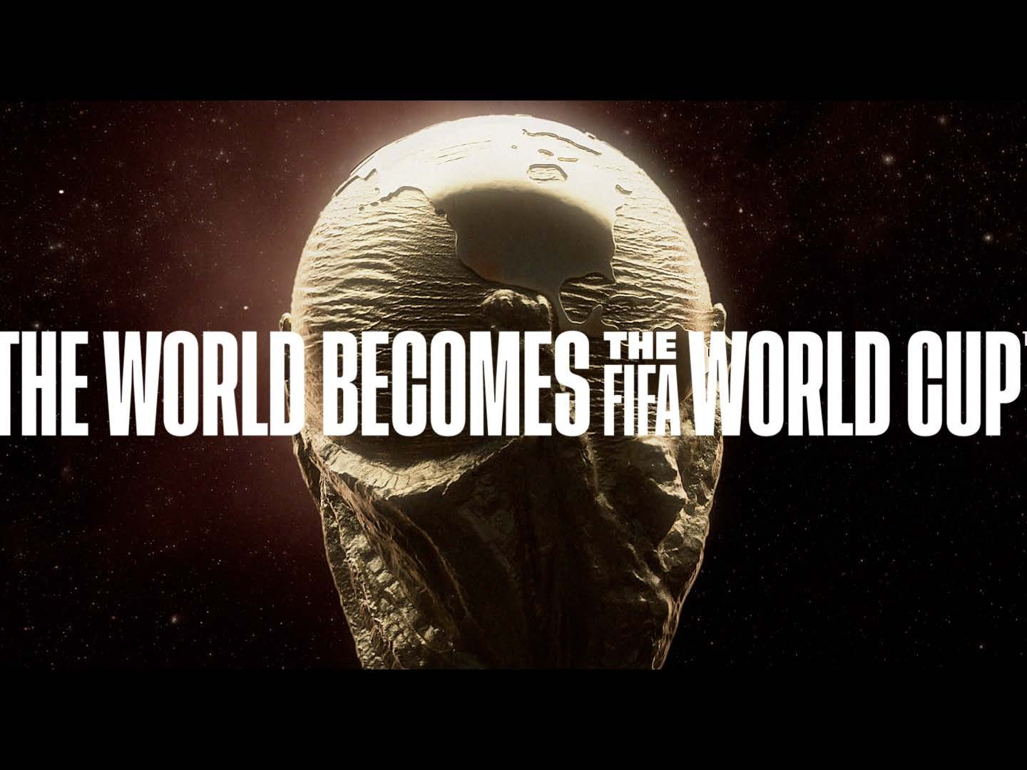 Image for World Becomes World Cup - Anthem