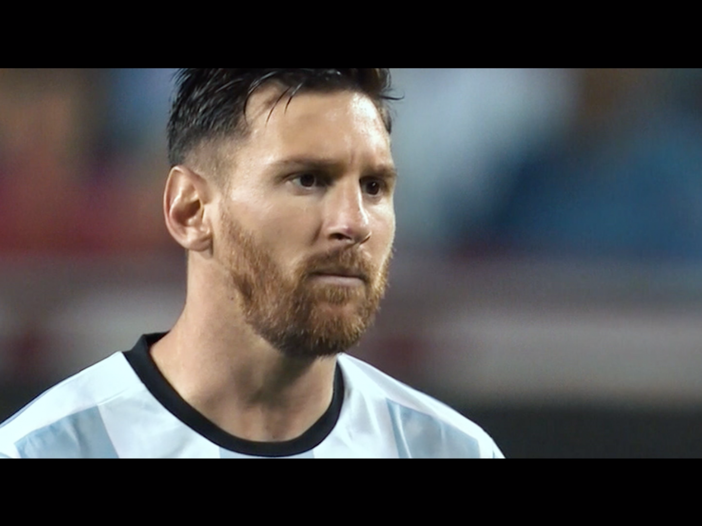 Image for World Becomes World Cup - Messi...Men Become Gods