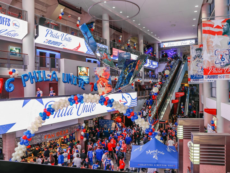 Philadelphia 76ers - Phila Unite - 2018 Playoff Campaign Thumbnail