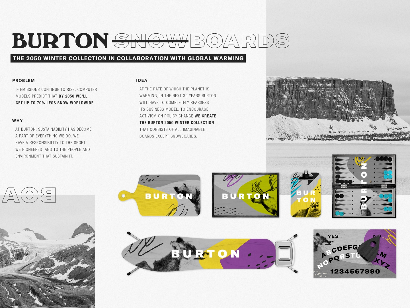 Burton 2050 Winter Collection Thumbnail