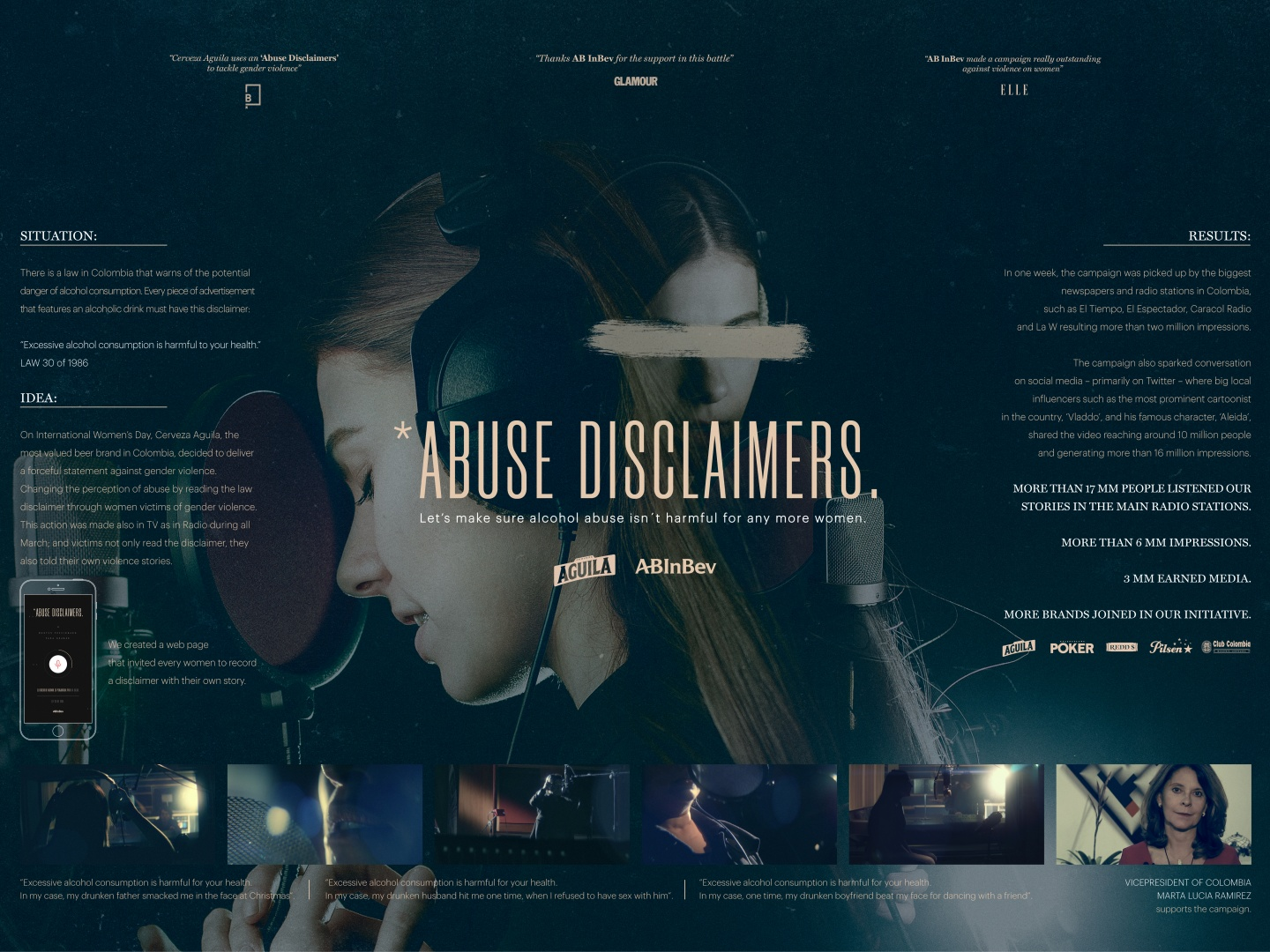 ABUSE DISCLAIMERS Thumbnail