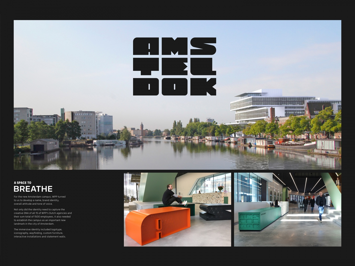 Amsterdam's new creative powerhouse Thumbnail