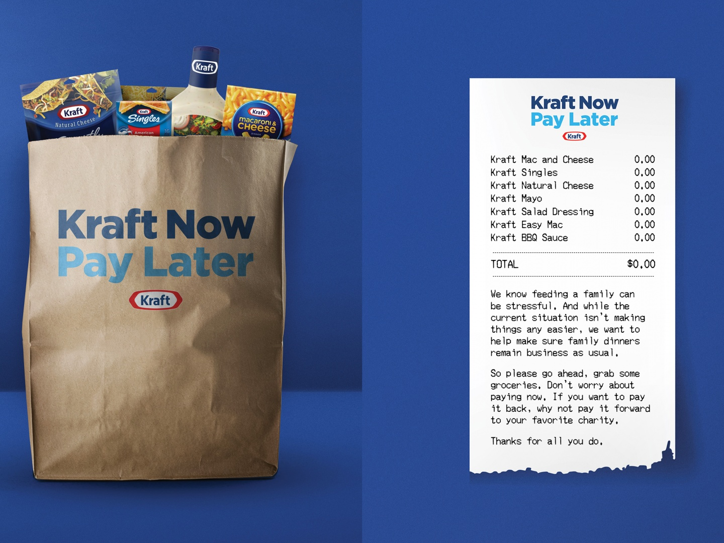 Kraft Now Pay Later Thumbnail