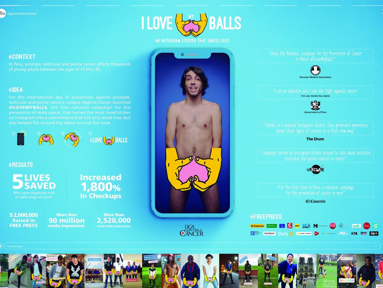 I LOVE MY BALLS Thumbnail