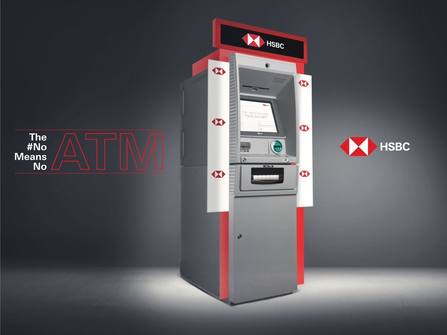 THE NO MEANS NO ATM Thumbnail