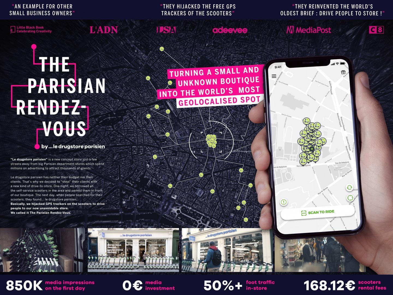 The Parisian Rendez-Vous Thumbnail