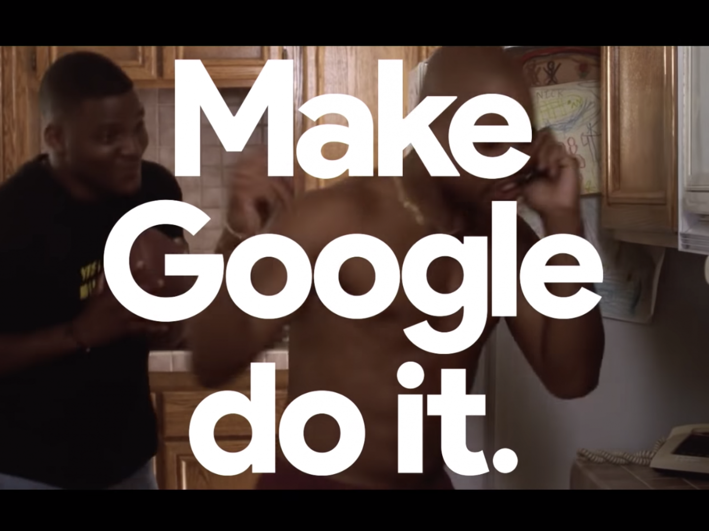 #HeyGoogle, Let's Go to the Movies Thumbnail