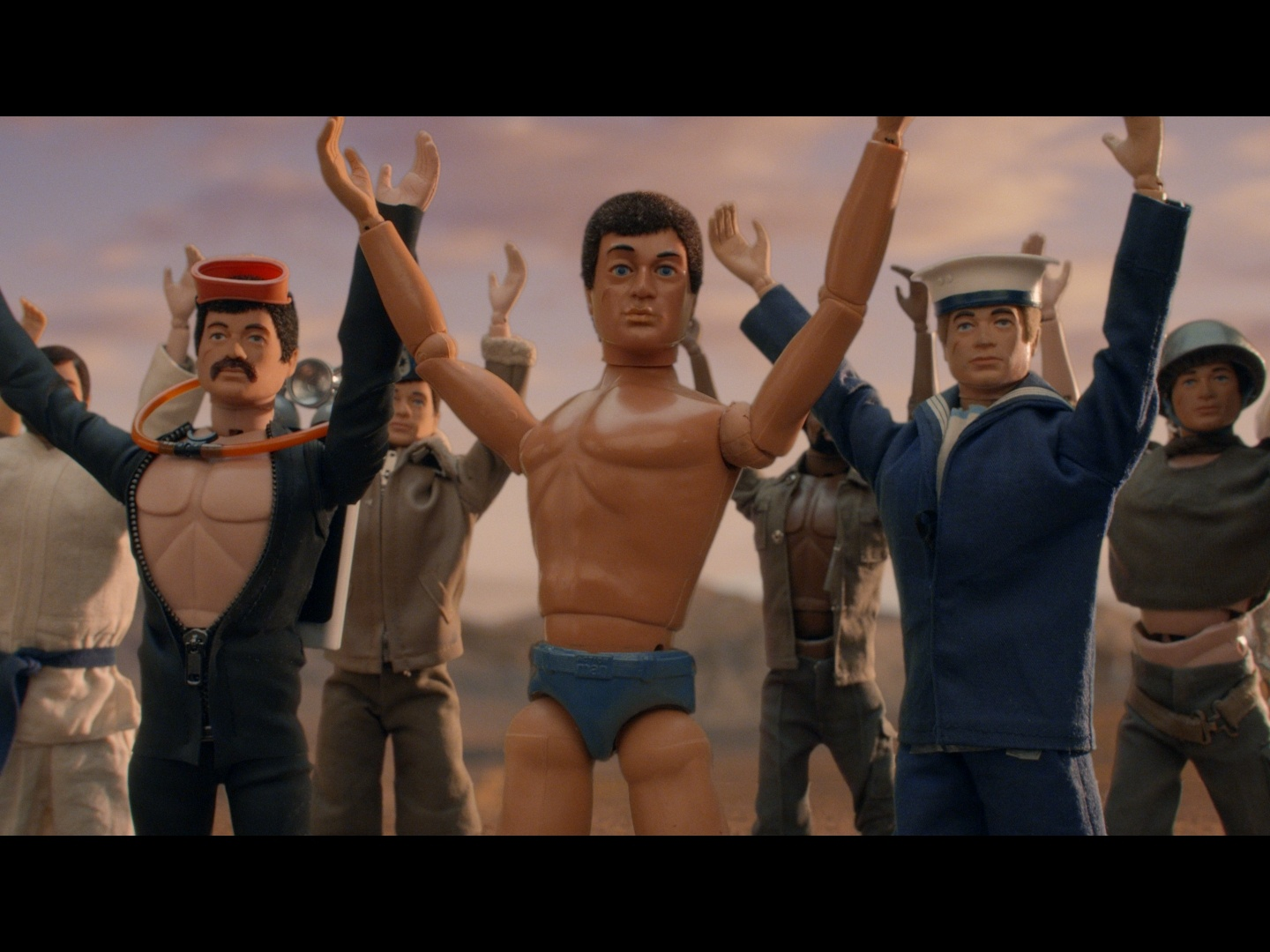 MoneySuperMarket.com 'Epic Action Man' Thumbnail