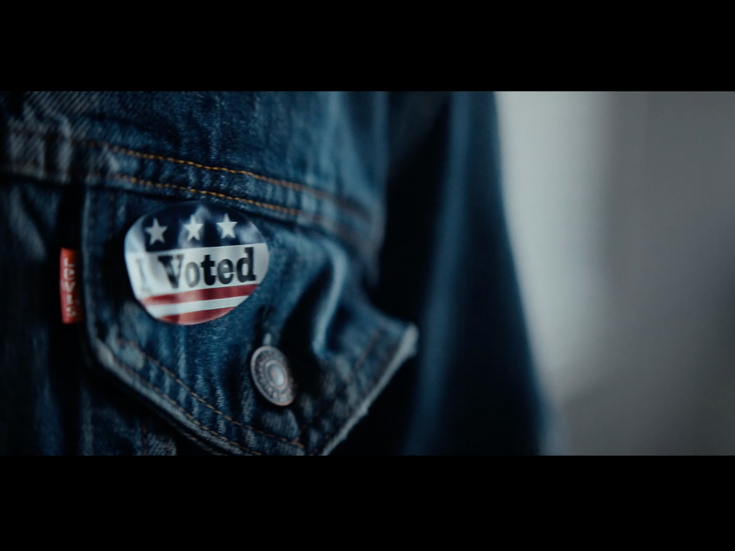 Levi's 'Use Your Vote' Thumbnail