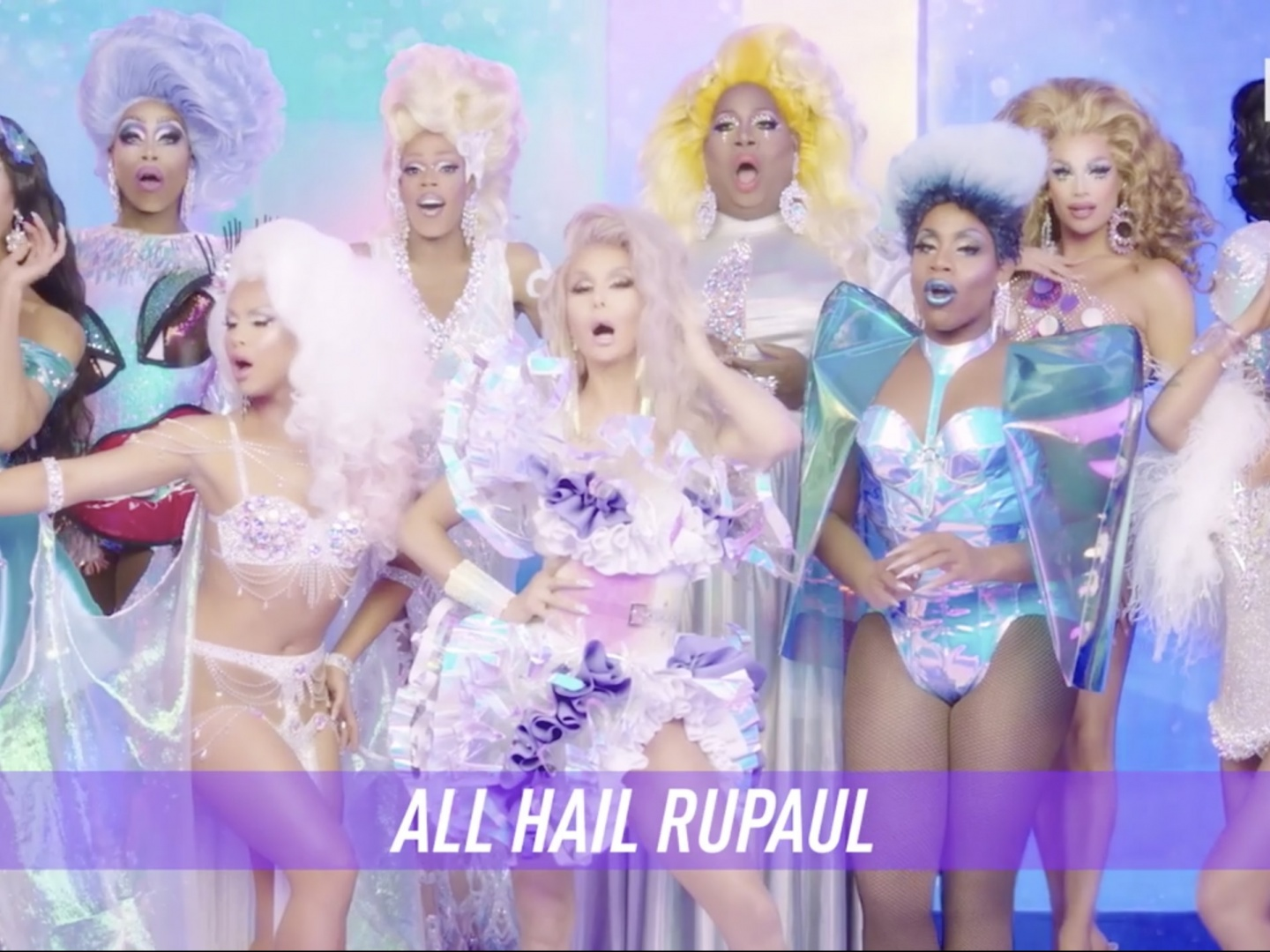 RuPaul's Drag Race All Stars Season 4 - Music Video Thumbnail