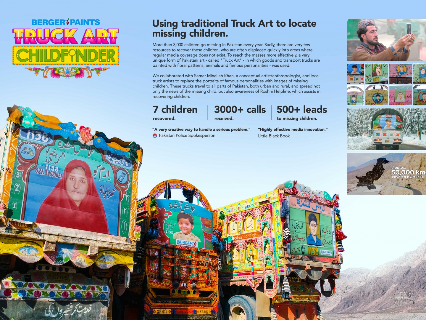 Truck Art Childfinder Thumbnail