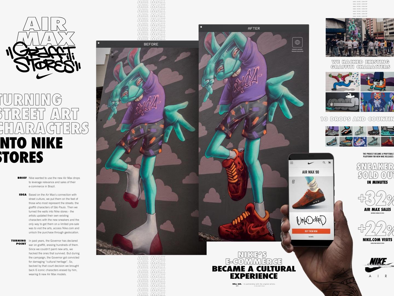 Air Max Graffiti Stores Thumbnail