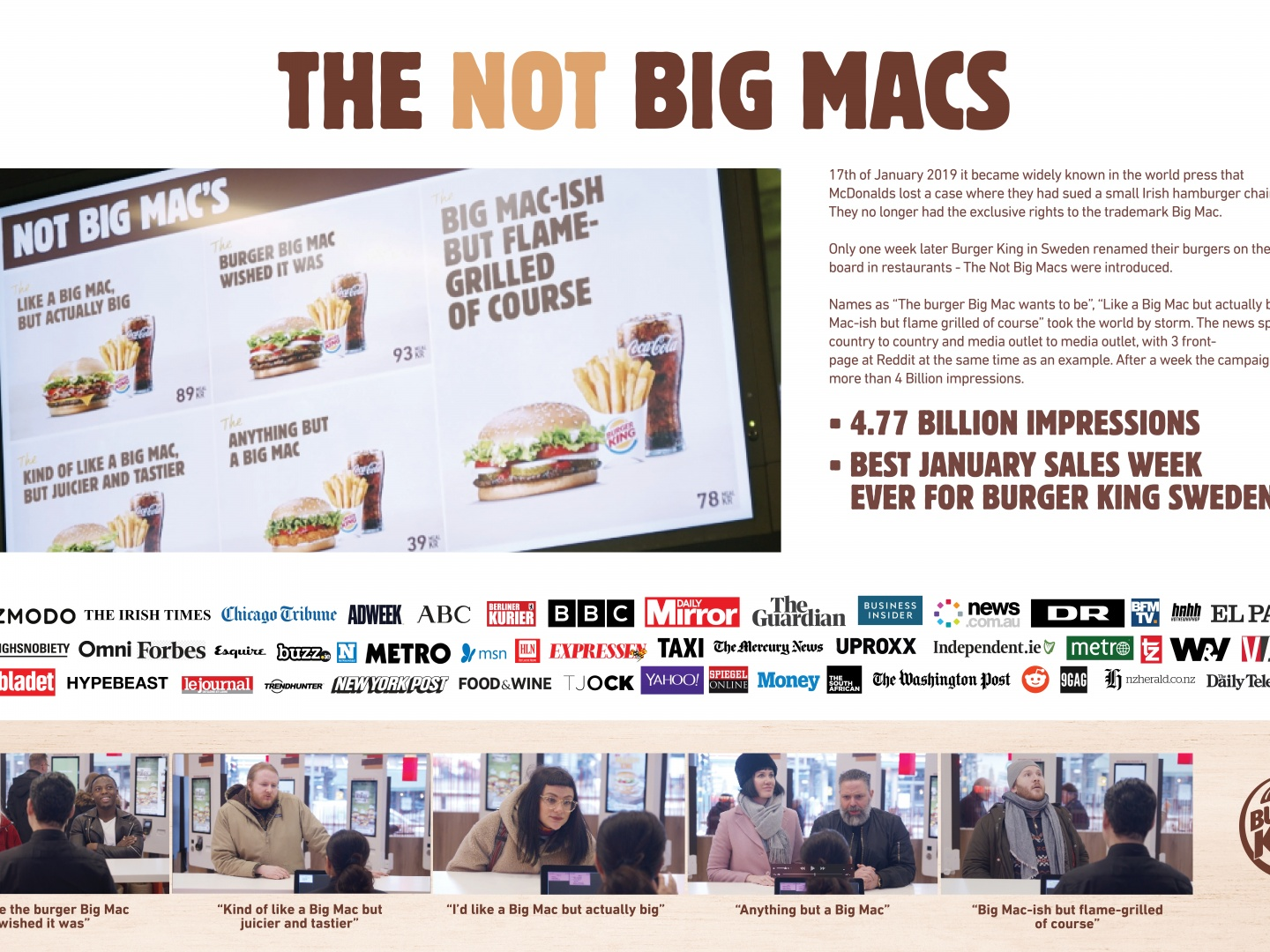 The Not Big Macs Thumbnail