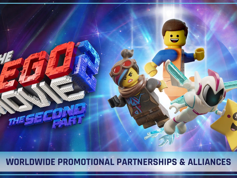 LEGO Movie 2 Partnerships Thumbnail