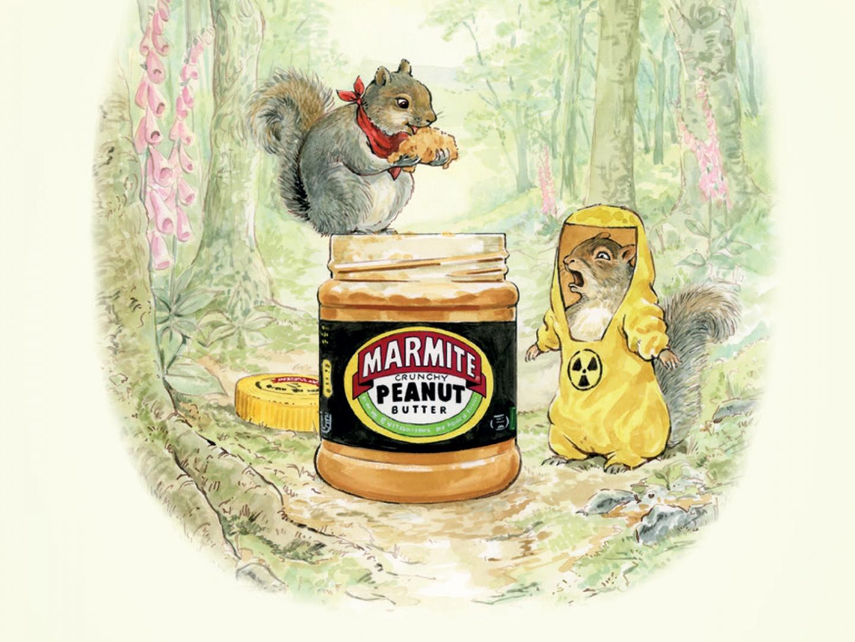 Marmite Peanut Butter Thumbnail