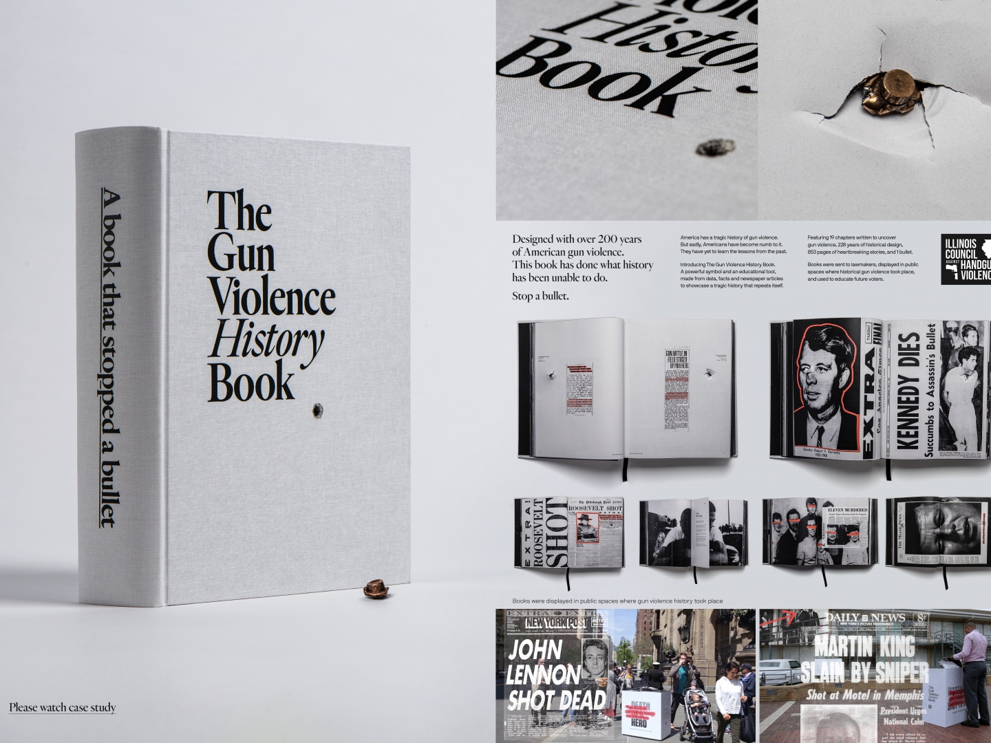 The Gun Violence History Book Thumbnail