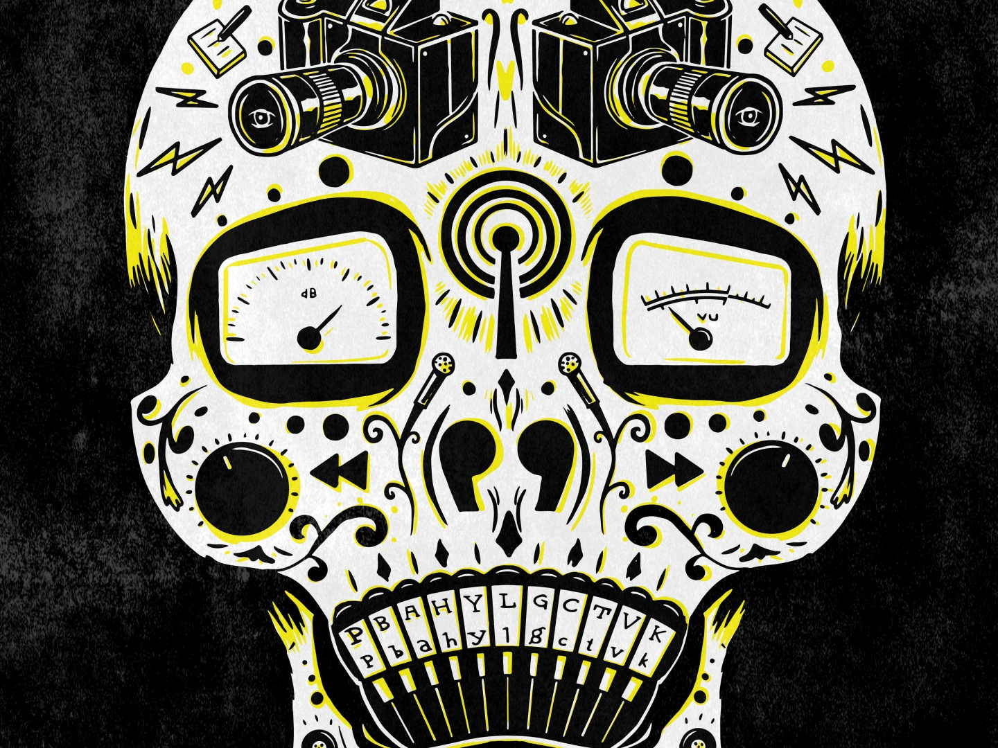 Image for Yellow Skull