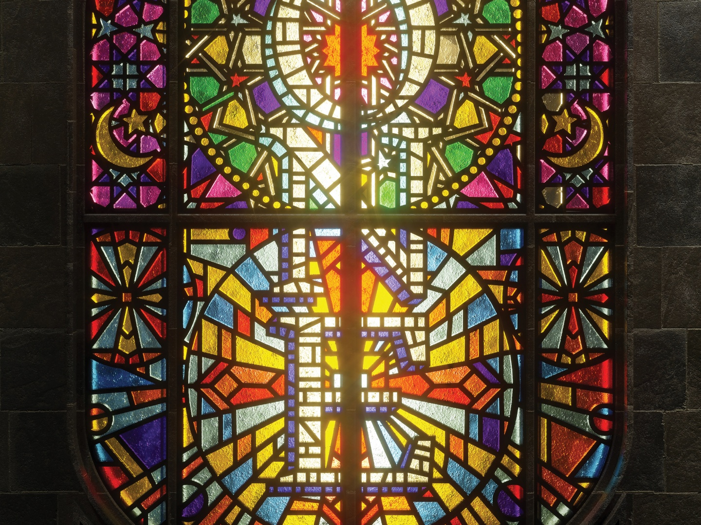 Image for Stained Glass: One Art