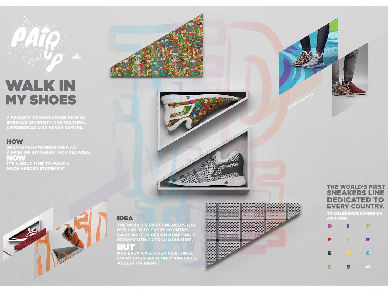 Adidas - PairUp-WalkInMyShoes Thumbnail