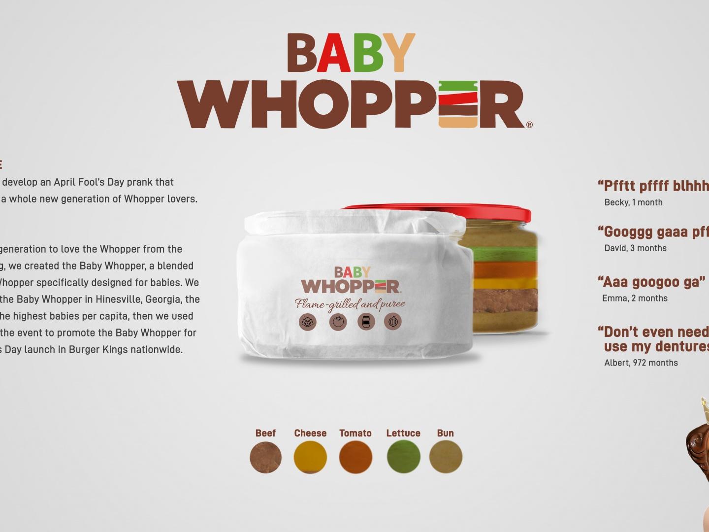 Baby Whopper Thumbnail