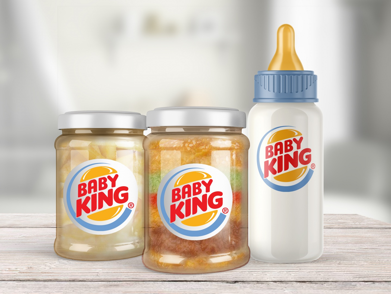 Baby King Thumbnail