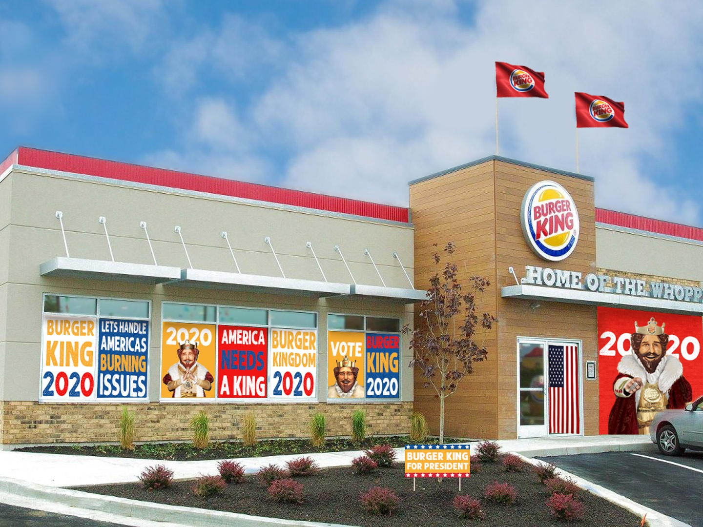 Burger King 2020 Thumbnail