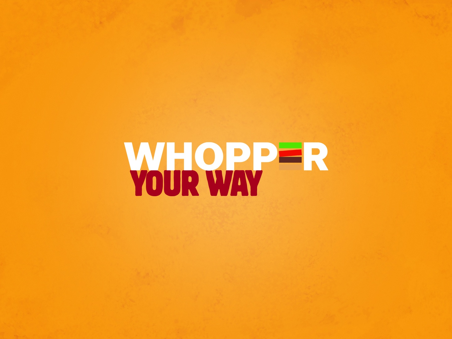 Whopper your way Thumbnail