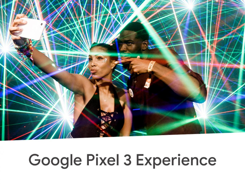 Pixel 3 Experience Thumbnail