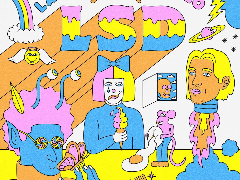 LSD: The Game Thumbnail