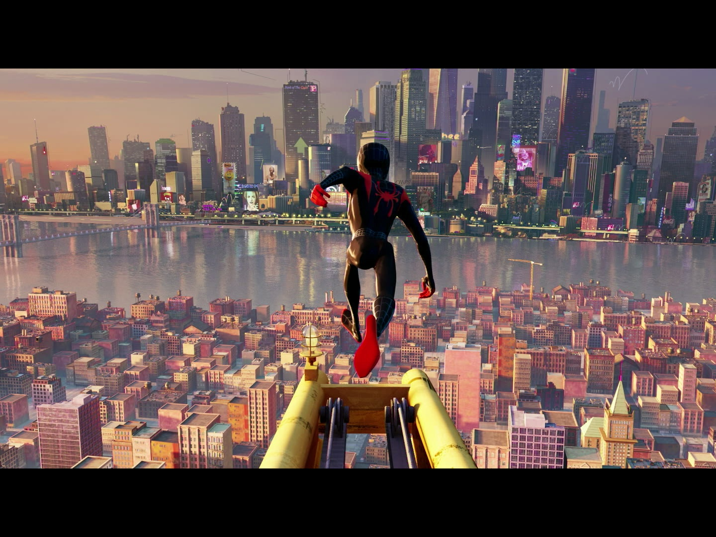 Spider-Man: Into the Spider-Verse - Sunflower (Lyric) Thumbnail