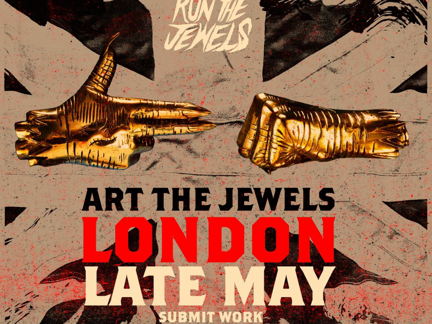 Art the Jewels UK: A British Homage to an American Bromance Thumbnail
