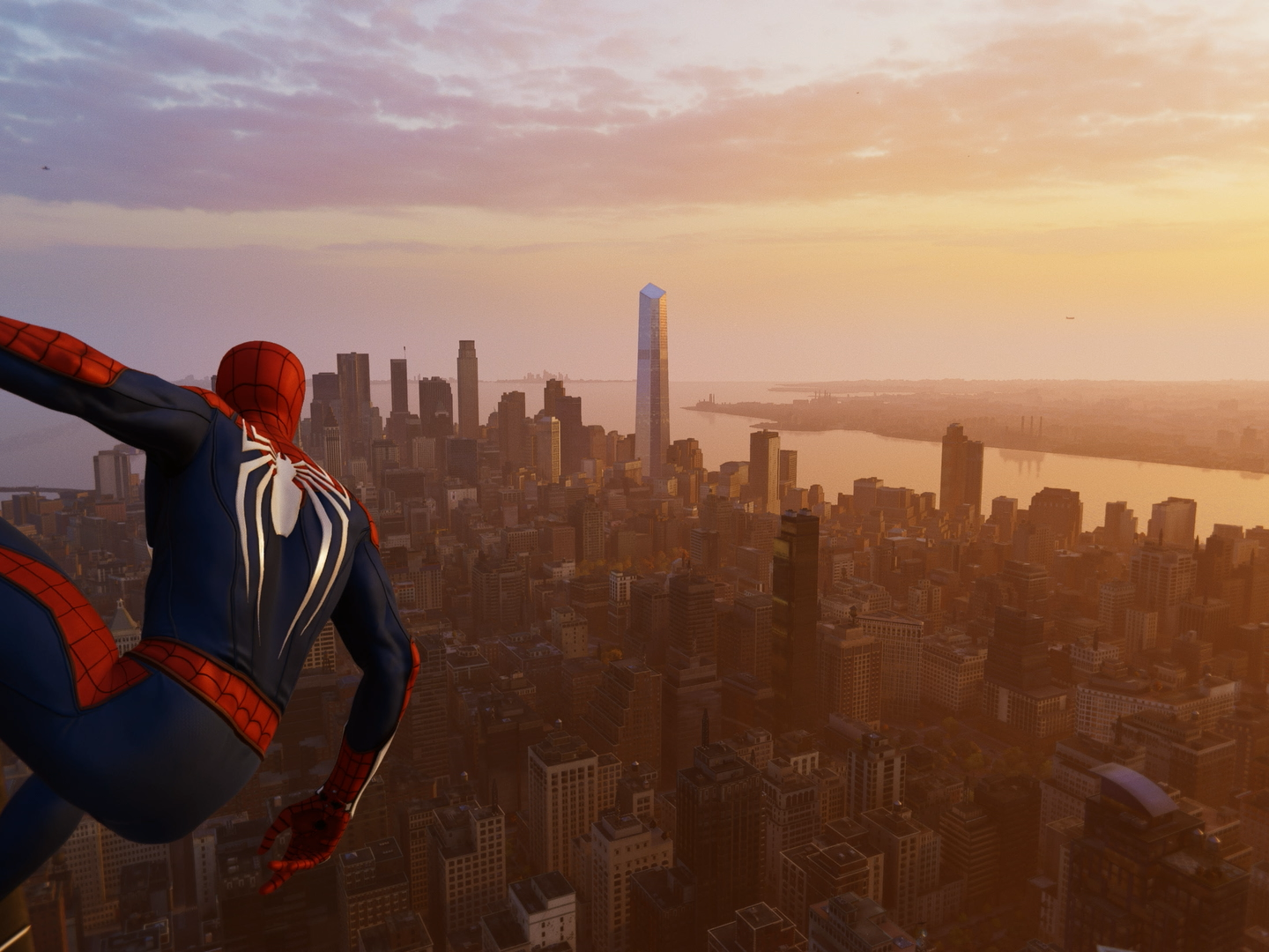 Marvel's Spider-Man – Gameplay Launch Spot Thumbnail
