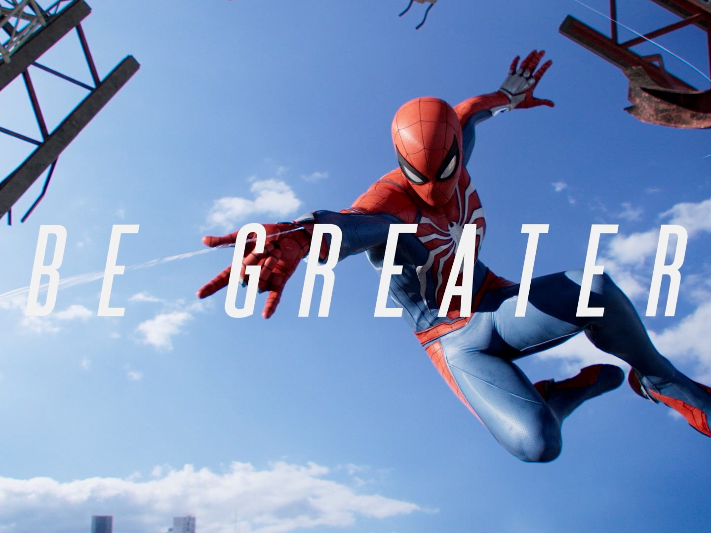 Marvel's Spider-Man — Be Greater Thumbnail